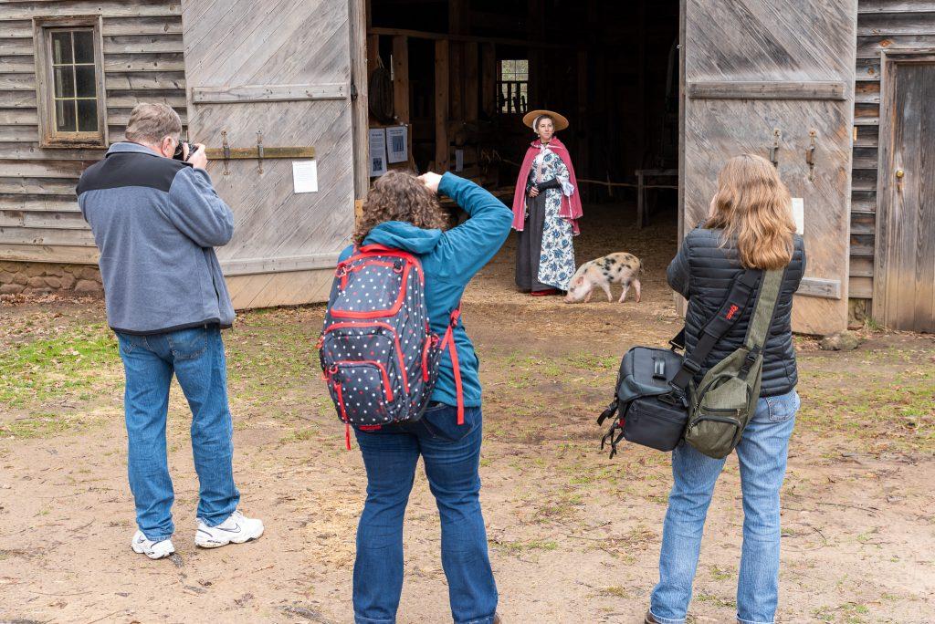 Living History Photography Workshop