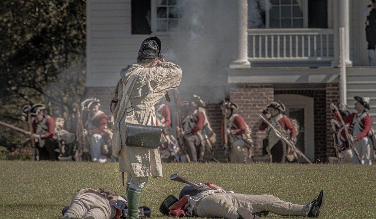 Battle of Camden – 2019