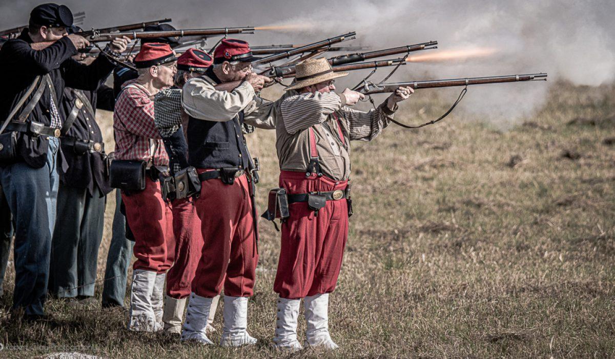 2020 Brooksville Raid – A Civil War Reenactment
