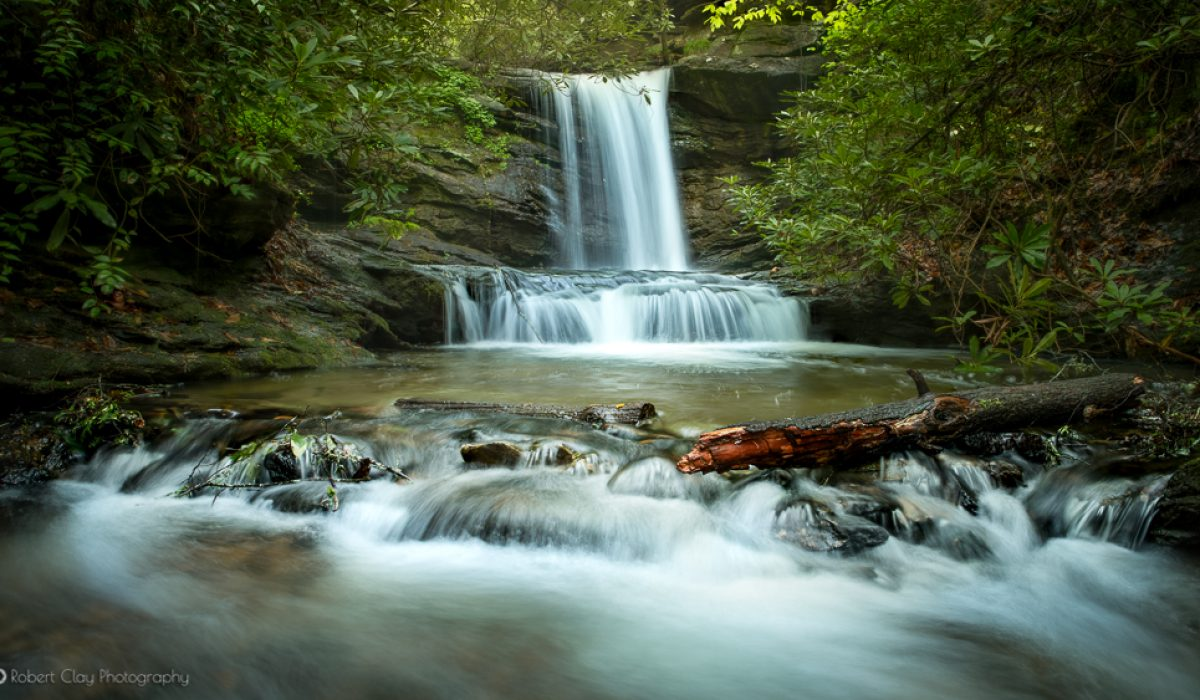 South Carolina Landscape Photography – Greenville County Waterfalls