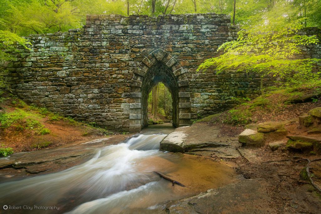South Carolina Landscape Photography - Poinsett Bridge