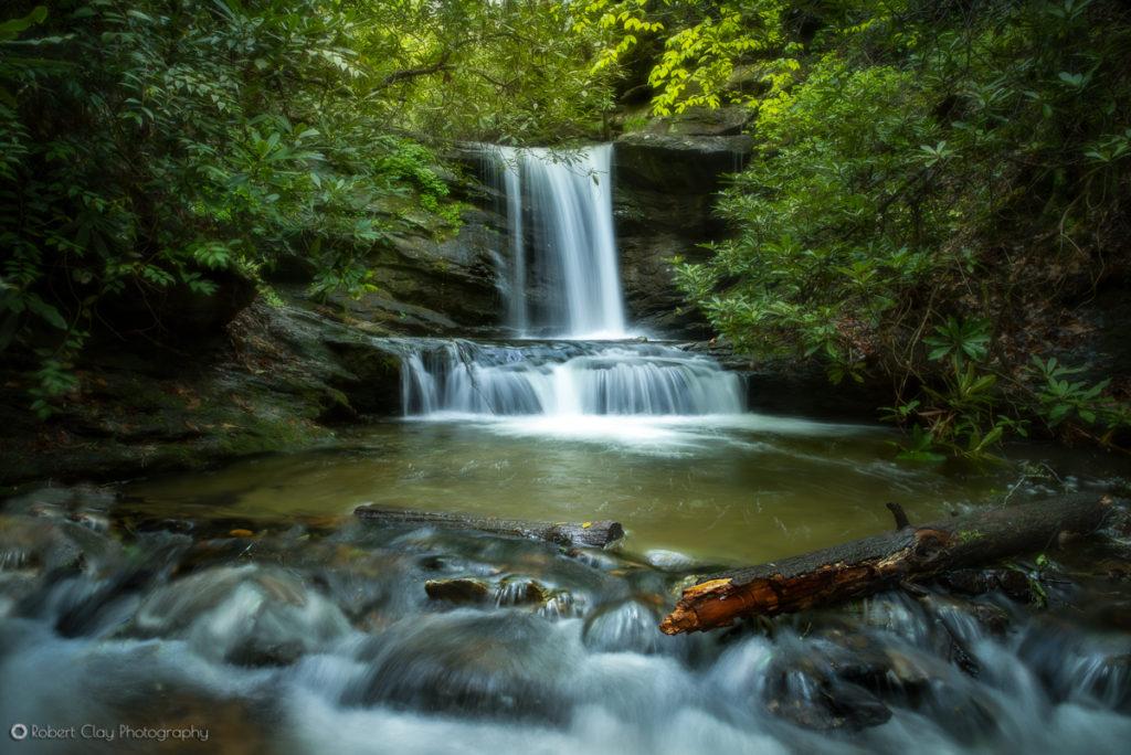 South Carolina Landscape Photography - Sweet Thing Falls