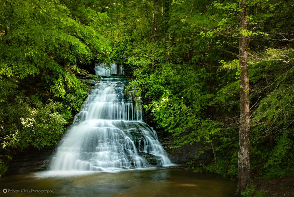 South Carolina Landscape Photography - Wildcat Branch Falls