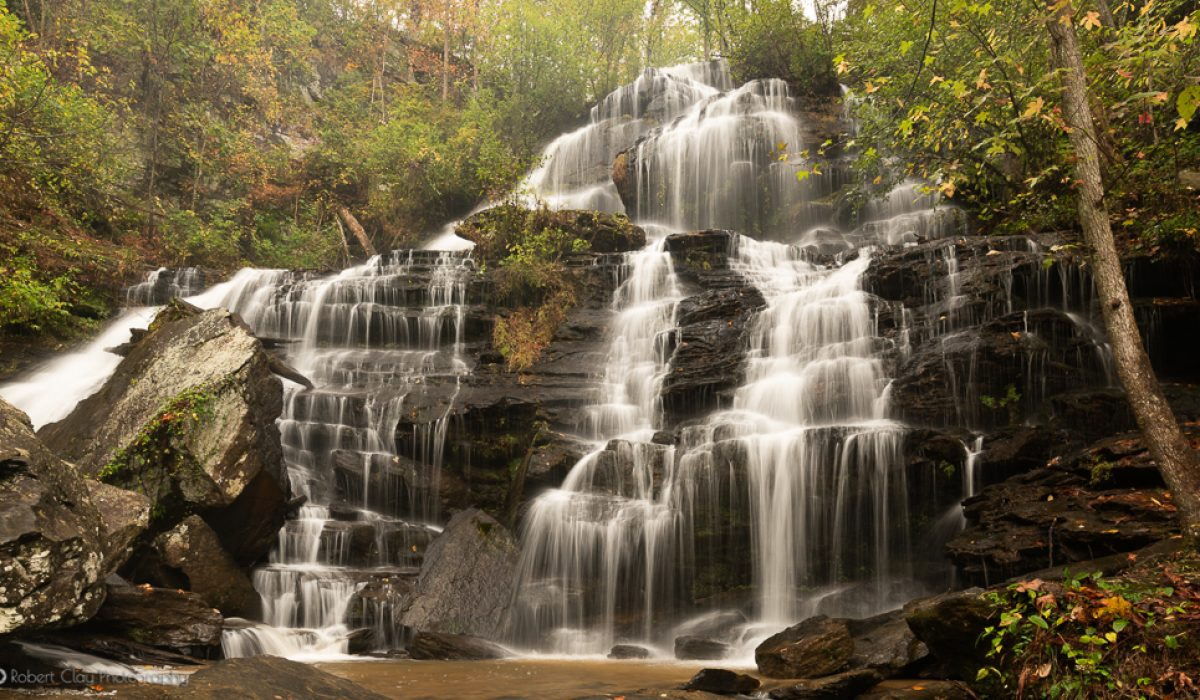 Oconee County Waterfalls