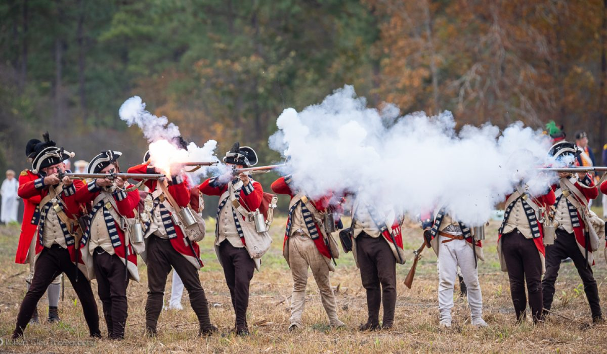What I Saw at the Battle of Camden 2020