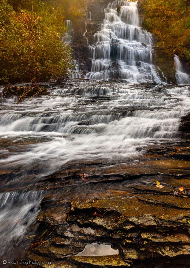 Sids Falls - Oconee County, SC