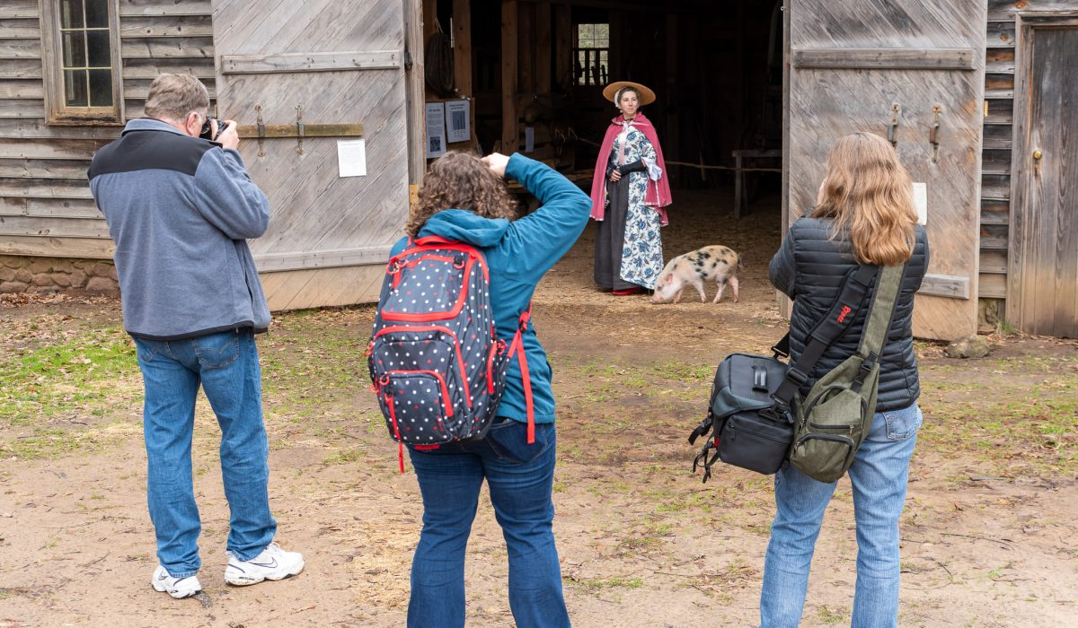 Our Living History Photography Workshop