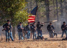 The 2021 Reenactment of the Battle of Aiken