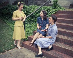 Back to the 40s in Chester, South Carolina