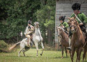 Huck's Defeat – A Revolutionary War Reenactment in South Carolina